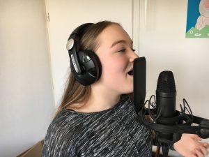 Talent zang